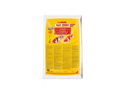Sera pond Sticks Energy Plus 40 l / 5 kg
