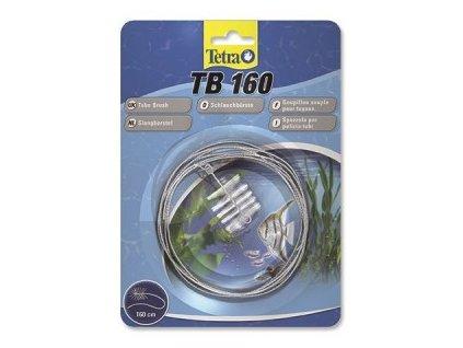 Tetra TB 160 kartáč dlouhý 1,6 m na čištění hadiček 11-25 mm