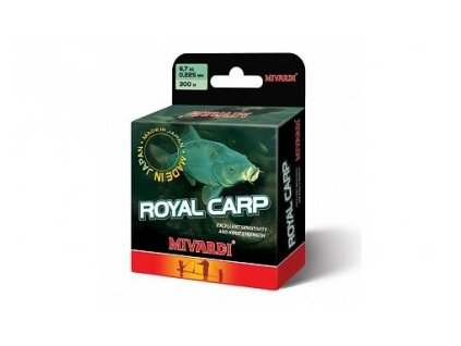 Mivardi Royal Carp vlasec 300m,0.255mm,8.3kg