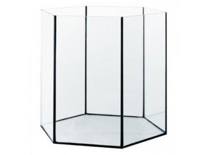 Diversa Akvárium HEX Šestihranné 29x29x30cm