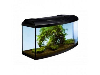 Diversa Akvárium set STARTUP 40 vypouklý 25 l LED EXPERT DIVERSA černá