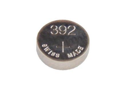 Nenabíjecí knoflíková baterie 392 Rayovac Silver Oxide 1ks Blistr