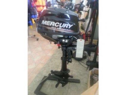 Mercury F 3,5 M lodní motor