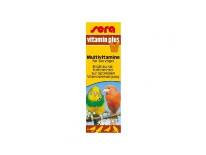 Sera vitamin plus V 15 ml