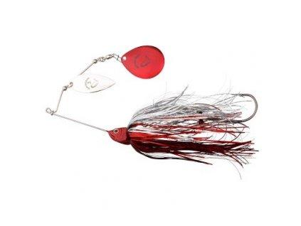 Savage Gear Da Bush Spinnerbait 32g 3 Red Silver Flash