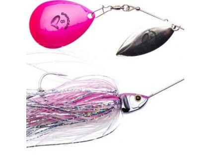 Savage Gear Da Bush Spinnerbait 32g 3 Pink Flash