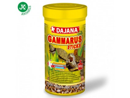 Dajana Gammarus sticks granulát 250 ml