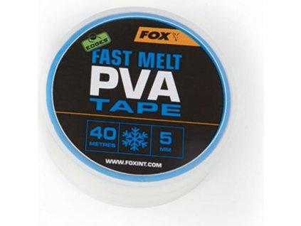 Fox Edges Fast Melt PVA tape 5mm x 20m