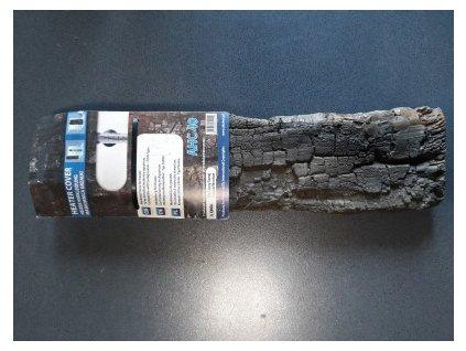Diversa Kryt topení 40cm, 10x36cm