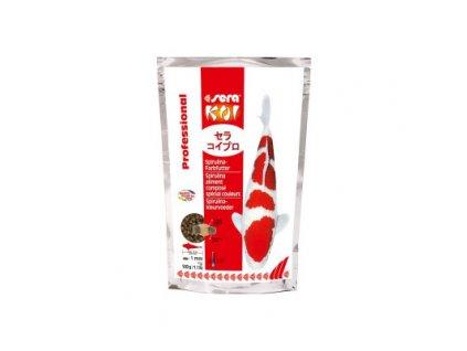 Sera KOI Spirulina Color Krmivo 500 G