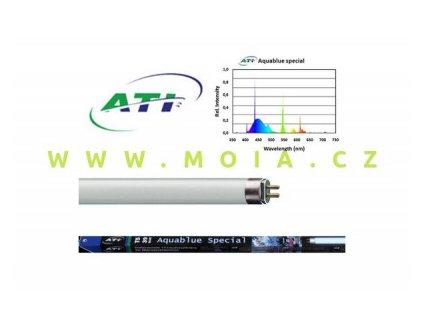 Zářivka T5 ATI Aquablue spezial 54w 1149mm