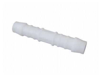 Přímá spojka bílá 8 mm