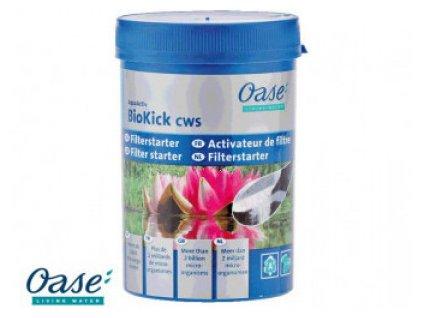 Oase AquaActiv BioKick CWS 200 ml - startovací bakterie do filtru