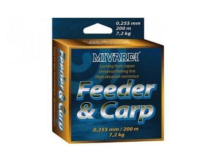 Mivardi Carp a Feeder vlasec 200m,0,285mm,8.4kg