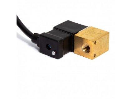 ruwal elektromagneticky co2 ventil s napojenim na hadicku