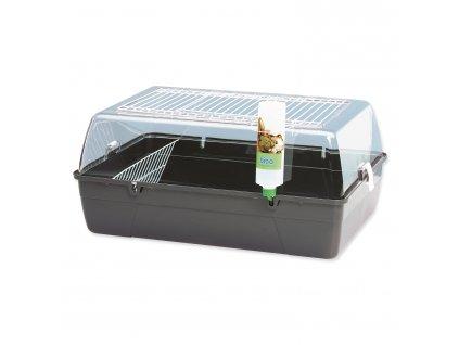 Box Rody cavia 70x45x31cm šedý