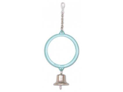 Zrdcátko+zvonek kulaté malé
