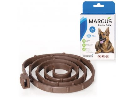 MARGUS Biocide Collar Dog L, 70cm