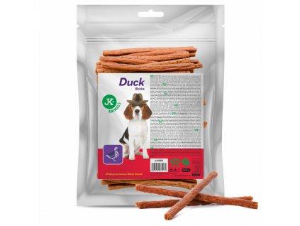 44988 jk superpremium meat snack dog duck sticks 500 g 1