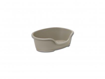 Domus pelíšek 50 cm/šedá