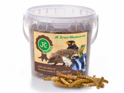 17305 jk animals suseny moucny cerv 500 ml 80 g 1