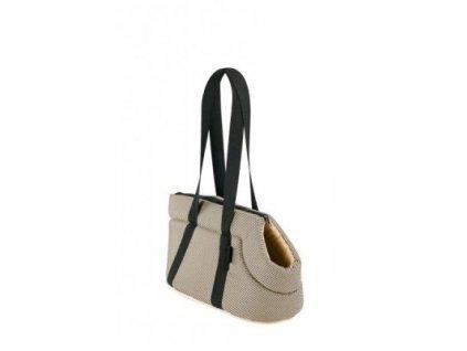 Diversa cestovní taška 35x20x22cm,béžová