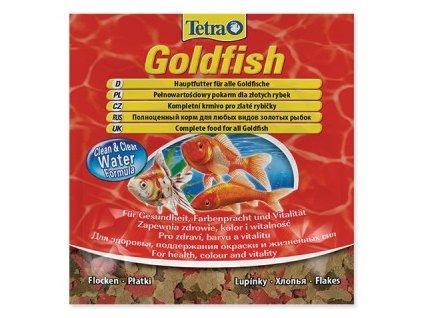 Tetra Goldfish vločky 12g sáček