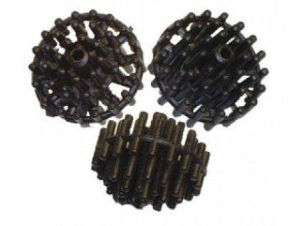 Resun - plastový ježek malý, 26mm