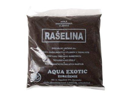Náplň rašelina vláknitá AQUA EXOTIC (150g)