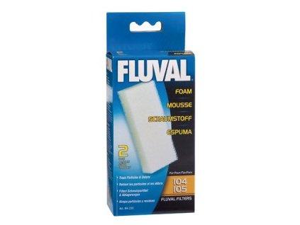 Náplň molitan FLUVAL 104, 105 (2ks)