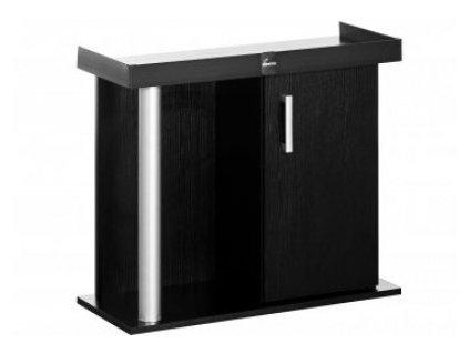 Stolek Comfort 100x40x67cm černá