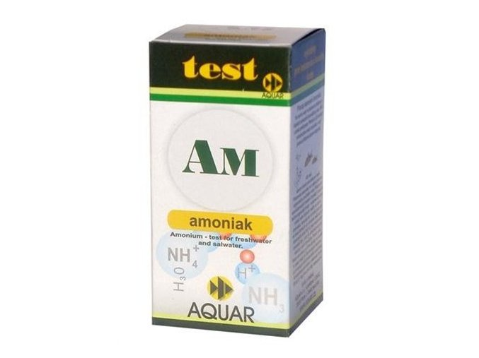Test AM (amoniak) 20 ml