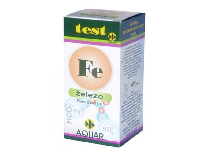 Test Fe (železo) 20 ml