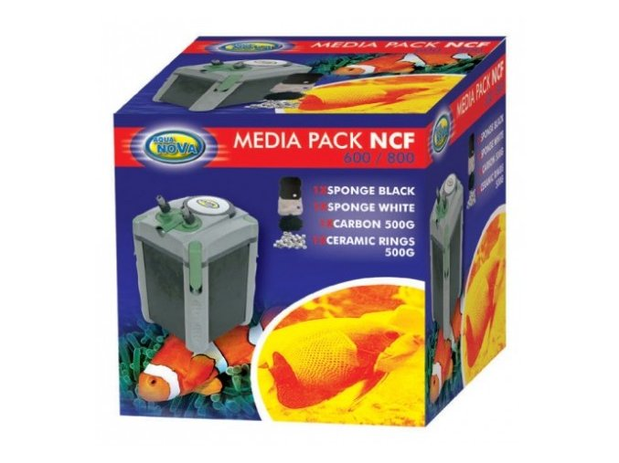 Media pack NCF 600/800