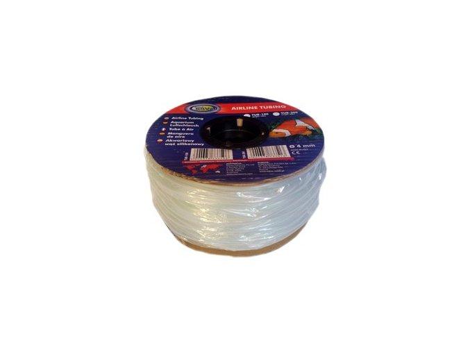 Vzduchovací hadička - silikonová 1m