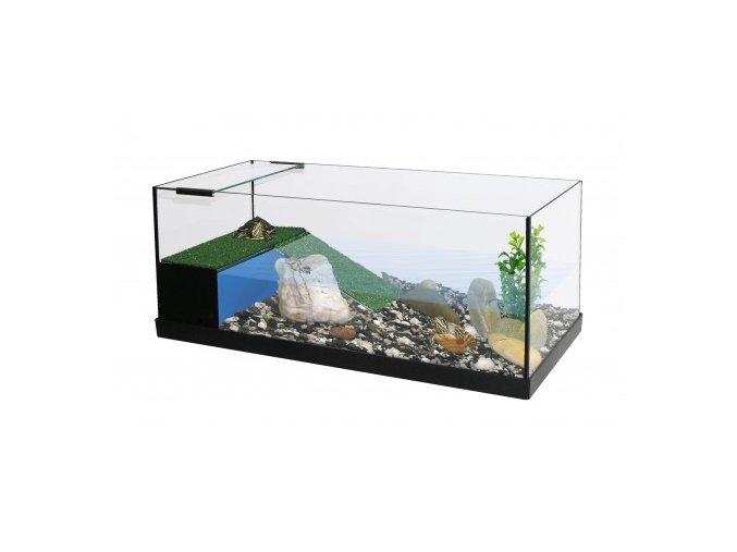 SET PACIFIC - želvárium 80x30x35cm