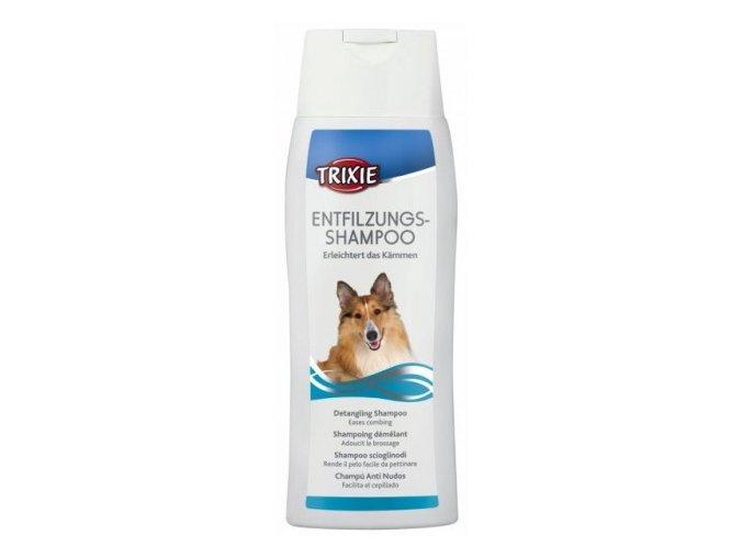 Entfilzung šampon 250 ml TRIXIE-usnadňuje rozčesání dl.srsti