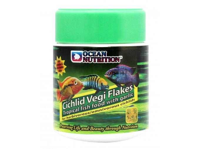 Cichlid Vegi Flakes