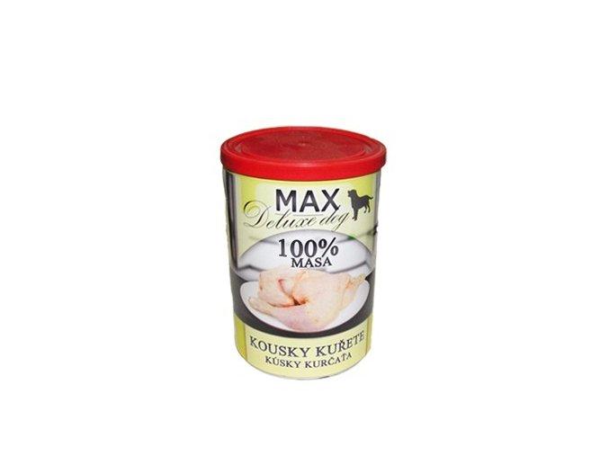 MAX kousky kuřete 400 g
