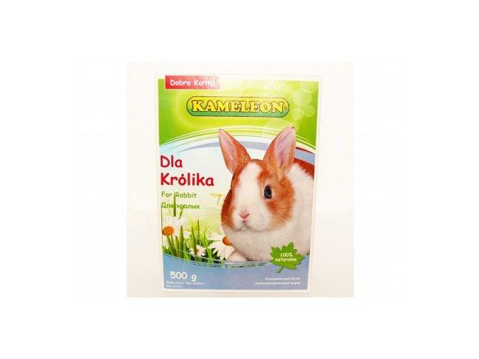 Kameleon - krmení pro králíky 500g