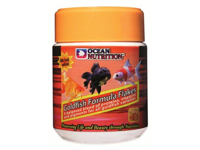 Goldfish Formula Flakes (new label)