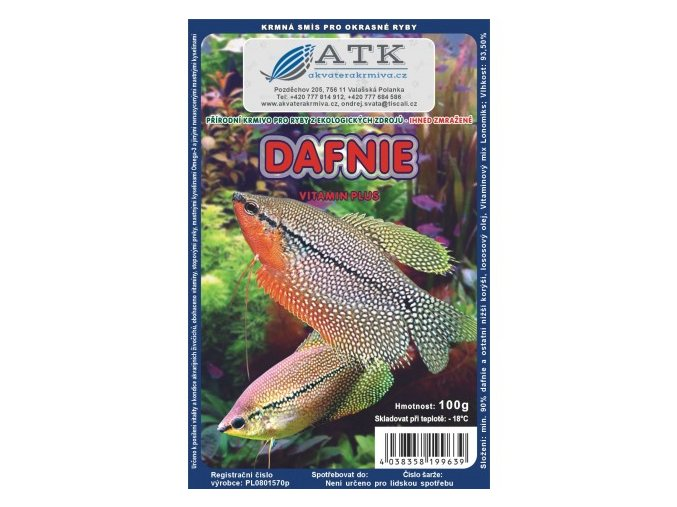 Dafnie 500g - TAFLE