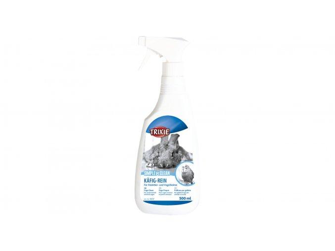 KAFIG-REIN sprej na čištění klecí 500ml TRIXIE