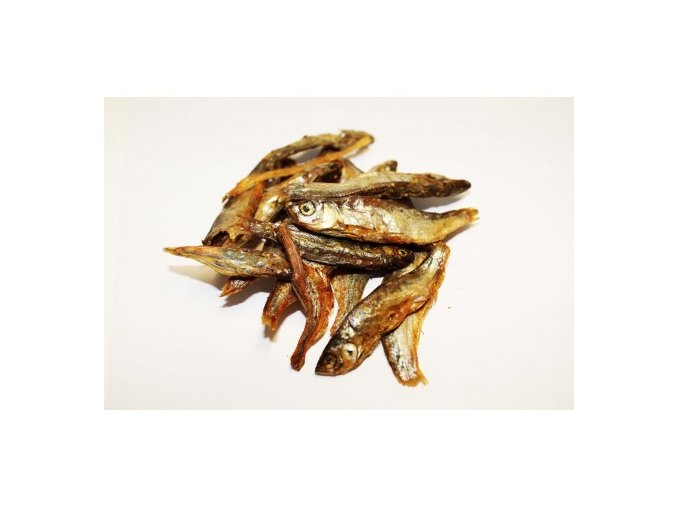Rybičky sušené 125g