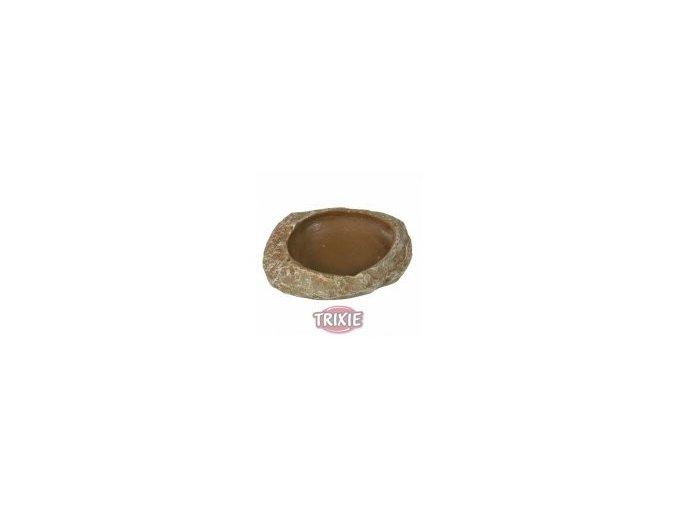Terarijní miska na vodu nebo krmivo 15x3, 5x12cm