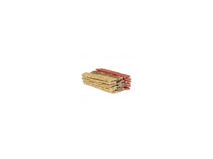 Lisovaný pásek mix barev 12cm 100ks/bal