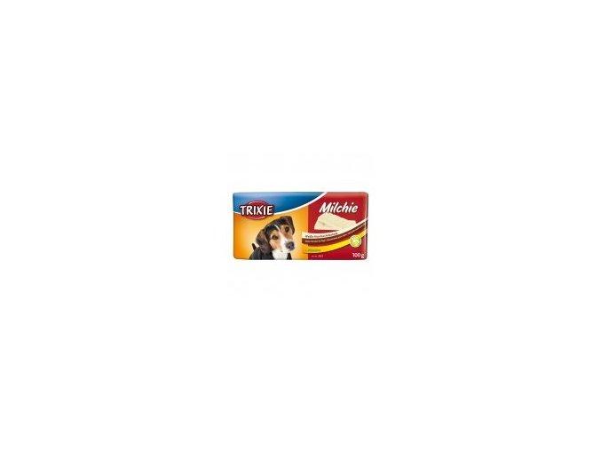 Milchie - čokoláda s vitamíny bílá 100g TRIXIE