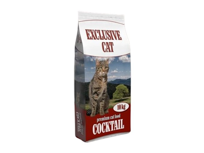 Delikan Exclusive Cat Cocktail 28/8 10kg
