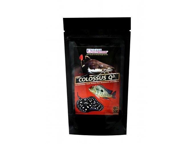 Colossus Q2 - potápivé pelety pro velké cichlidy a rejnoky