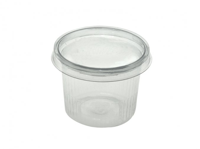 Plastový průhledný kelímek (100ml)